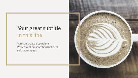 커피의 향기 파워포인트 템플릿_09