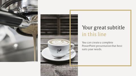 커피의 향기 파워포인트 템플릿_13