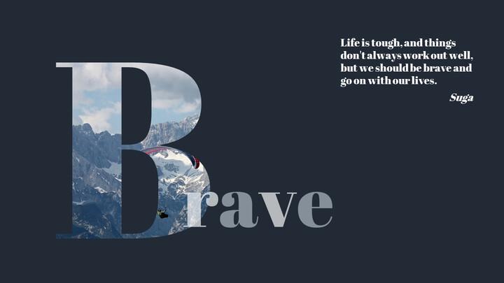 Courage & Brave_01