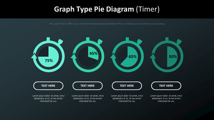 Graph Type Pie Diagram (Timer)_02