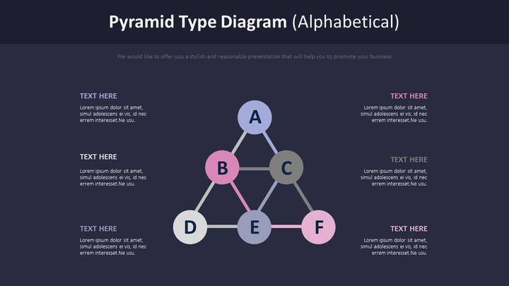 피라미드 타입 다이어그램 (알파벳)_02