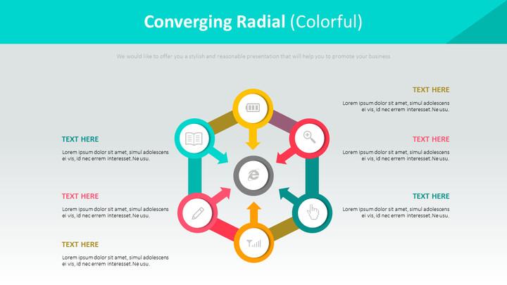 Converging Radial Diagram (<span class=\'highlight\'>Colorful</span>)_01