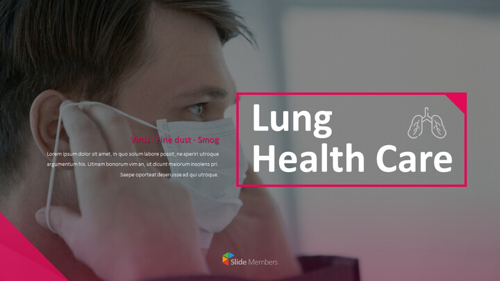 Lung Health Care PPT Presentation_01