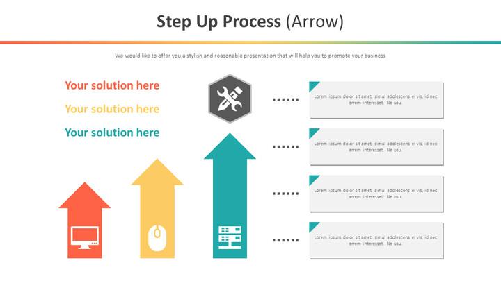 Step Up Process Diagram (Arrow)_01
