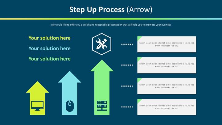 Step Up Process Diagram (Arrow)_02