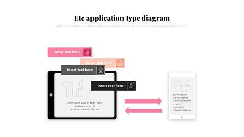 화장품 및 메이크업 PowerPoint 템플릿 디자인_35
