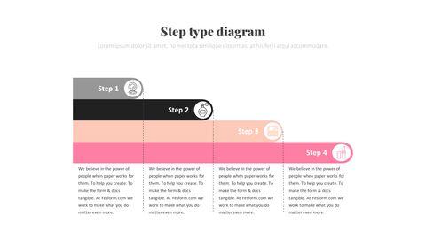 화장품 및 메이크업 PowerPoint 템플릿 디자인_37