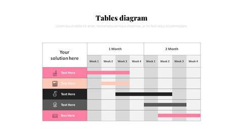 화장품 및 메이크업 PowerPoint 템플릿 디자인_38