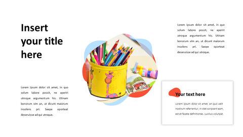 창의력 교육 (크리에이티브 에듀케이션) PowerPoint 프레젠테이션 템플릿_03