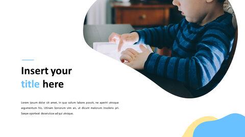 창의력 교육 (크리에이티브 에듀케이션) PowerPoint 프레젠테이션 템플릿_07