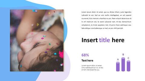 창의력 교육 (크리에이티브 에듀케이션) PowerPoint 프레젠테이션 템플릿_10