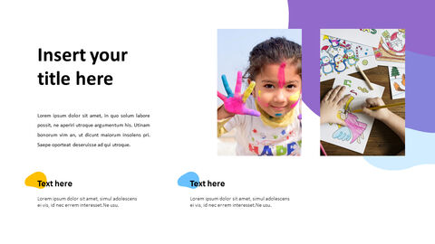 창의력 교육 (크리에이티브 에듀케이션) PowerPoint 프레젠테이션 템플릿_11