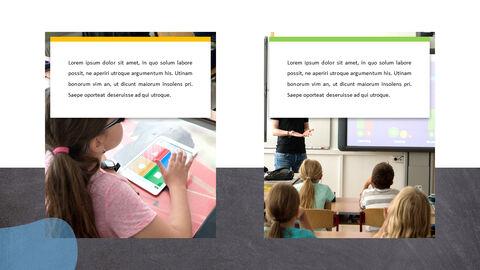 창의력 교육 (크리에이티브 에듀케이션) PowerPoint 프레젠테이션 템플릿_12