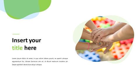 창의력 교육 (크리에이티브 에듀케이션) PowerPoint 프레젠테이션 템플릿_16
