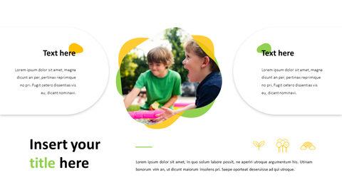 창의력 교육 (크리에이티브 에듀케이션) PowerPoint 프레젠테이션 템플릿_20