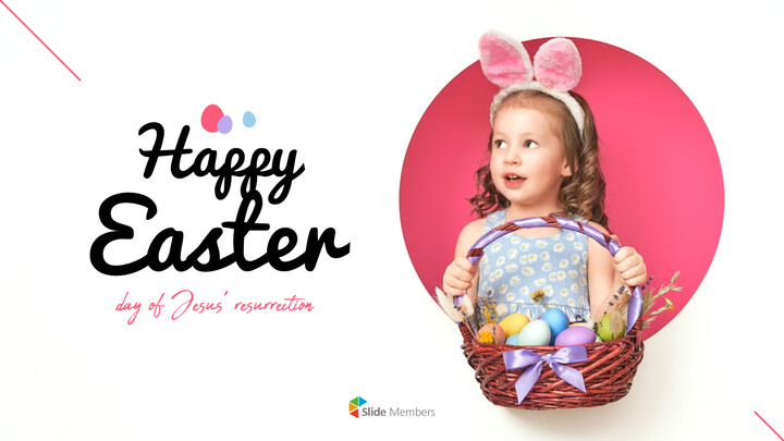 Happy Easter Theme PowerPoint Templates_01