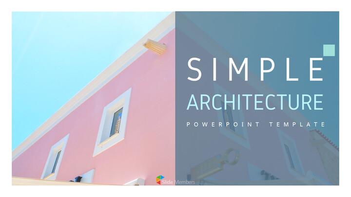Simple Architecture Slide Presentation_01