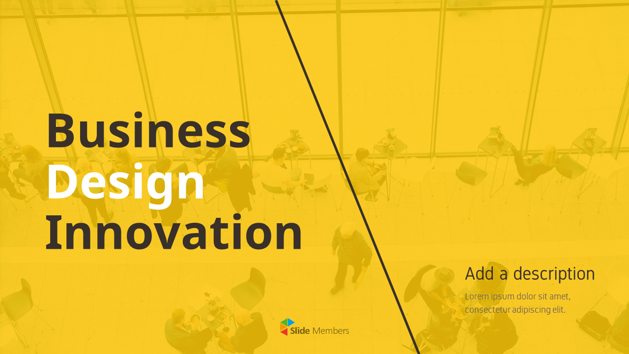 Business Design Innovation Powerpoint Templates For Presentation