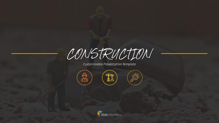 Construction Management PPT Templates_01
