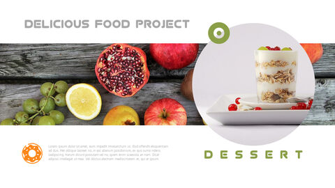 Delicious food project PowerPoint Templates_03