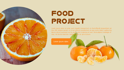 Delicious food project PowerPoint Templates_04