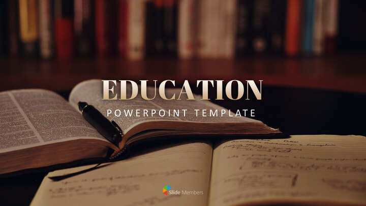 Education PowerPoint Templates Multipurpose Design_01