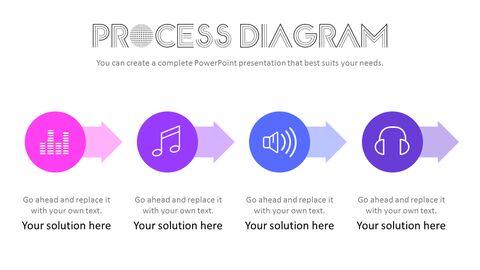 페스티벌 축제 프레젠테이션용 PowerPoint 템플릿_14