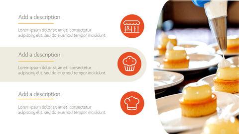 훌륭한 요리(퀴진) PowerPoint 프레젠테이션 템플릿_10