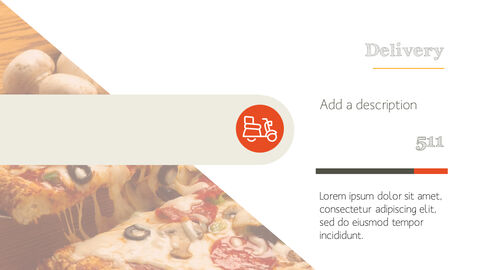 훌륭한 요리(퀴진) PowerPoint 프레젠테이션 템플릿_11