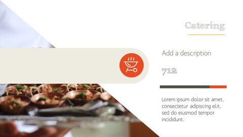 훌륭한 요리(퀴진) PowerPoint 프레젠테이션 템플릿_12