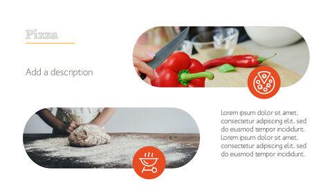 훌륭한 요리(퀴진) PowerPoint 프레젠테이션 템플릿_13