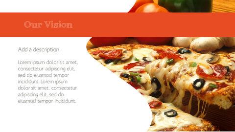 훌륭한 요리(퀴진) PowerPoint 프레젠테이션 템플릿_16