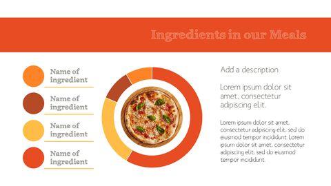훌륭한 요리(퀴진) PowerPoint 프레젠테이션 템플릿_18
