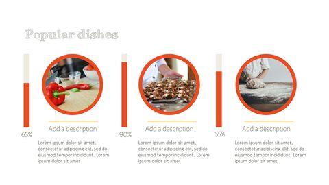 훌륭한 요리(퀴진) PowerPoint 프레젠테이션 템플릿_21
