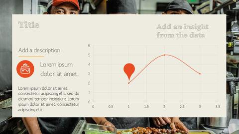 훌륭한 요리(퀴진) PowerPoint 프레젠테이션 템플릿_24