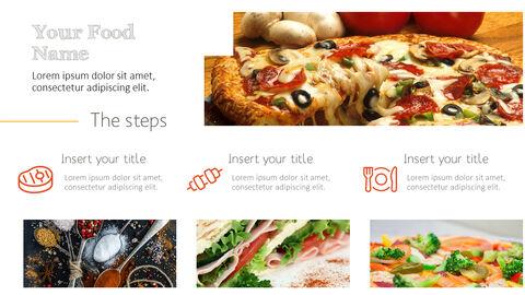 훌륭한 요리(퀴진) PowerPoint 프레젠테이션 템플릿_27