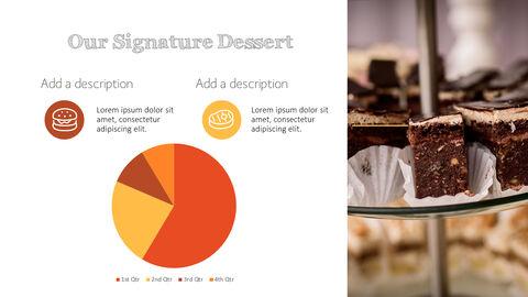 훌륭한 요리(퀴진) PowerPoint 프레젠테이션 템플릿_29