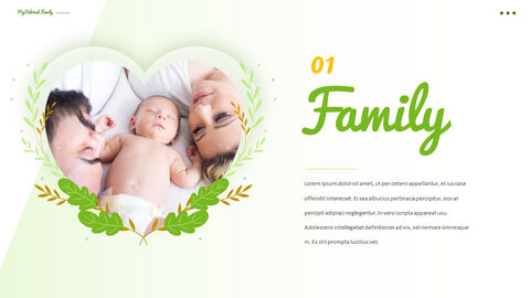 My Beloved Family PowerPoint Templates for Presentation_02