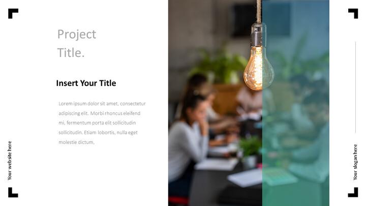 Startup Business PowerPoint Templates Multipurpose Design_02