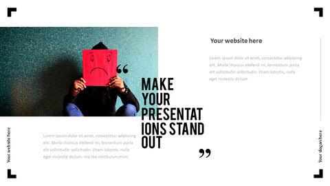 Startup Business PowerPoint Templates Multipurpose Design_03