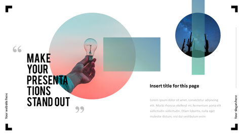 Startup Business PowerPoint Templates Multipurpose Design_04