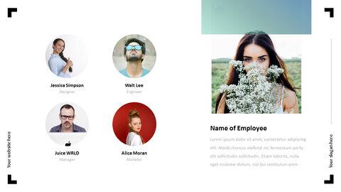 Startup Business PowerPoint Templates Multipurpose Design_05