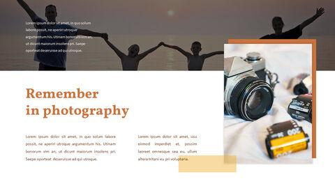 가족 이야기 PowerPoint 템플릿 디자인_05