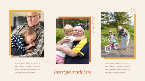 Story of a Family PowerPoint Templates Design_05