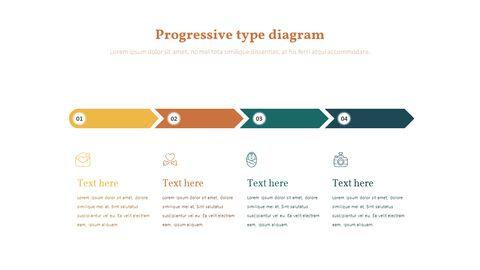 가족 이야기 PowerPoint 템플릿 디자인_37