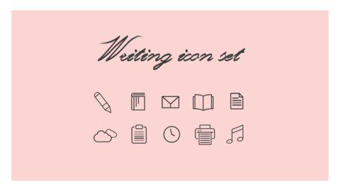 글쓰기 파워포인트 템플릿_34
