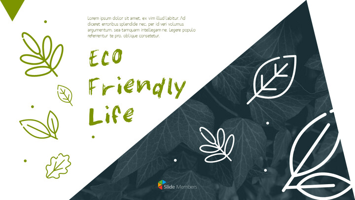 Eco Friendly Life Slide Presentation_01