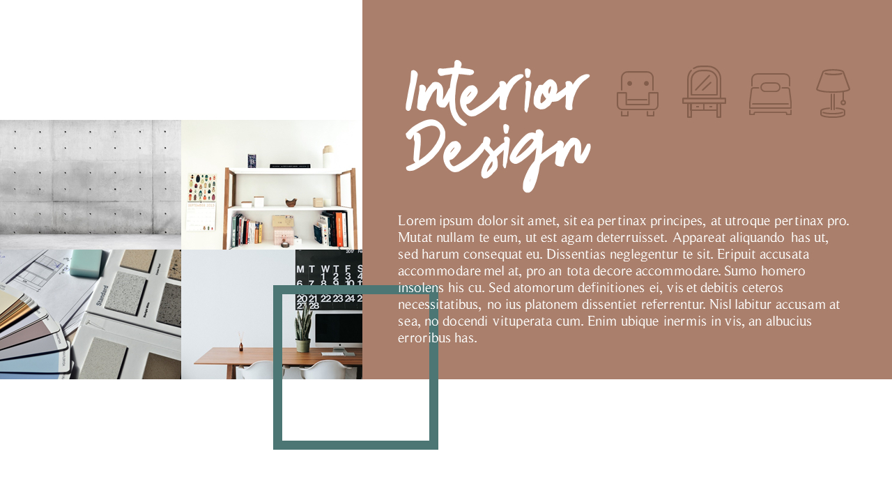 Interior Design Slide Presentation