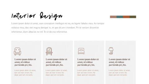 인테리어 디자인 슬라이드 프레젠테이션_05