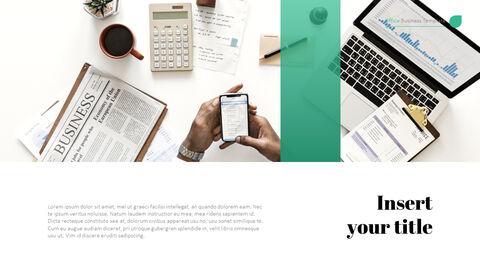 사무실 사업 프레젠테이션용 PowerPoint 템플릿_08